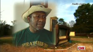 Johnny Lee Butts, a Sunday school teacher, was run over by white teens in Mississippi.