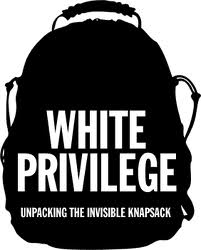 White privilege is a big deal these days.
